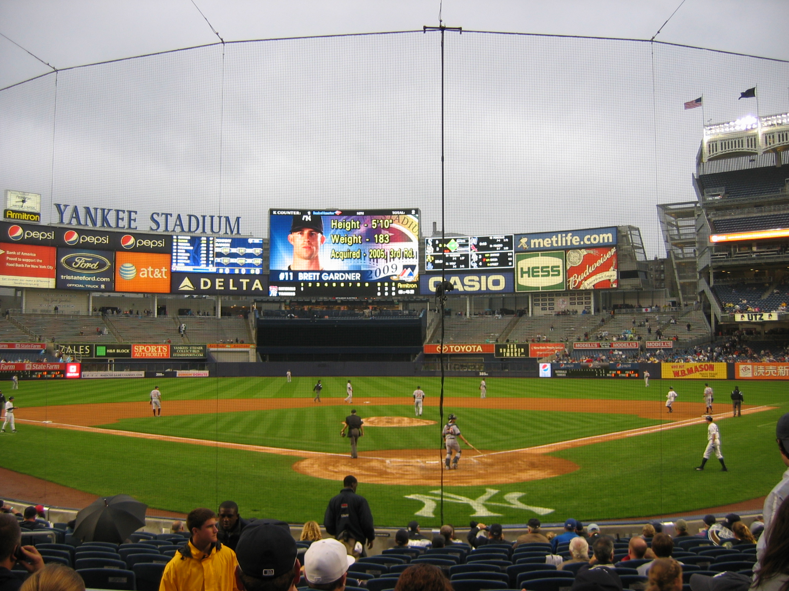NYY Field 11