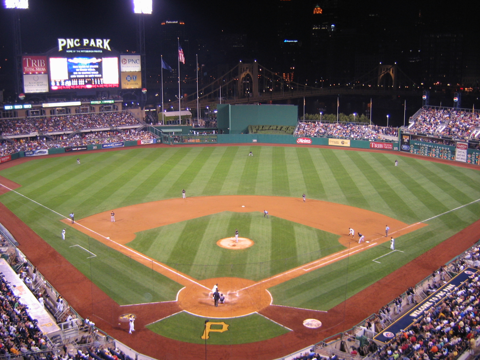 #1 – PNC Park – 5 games attended