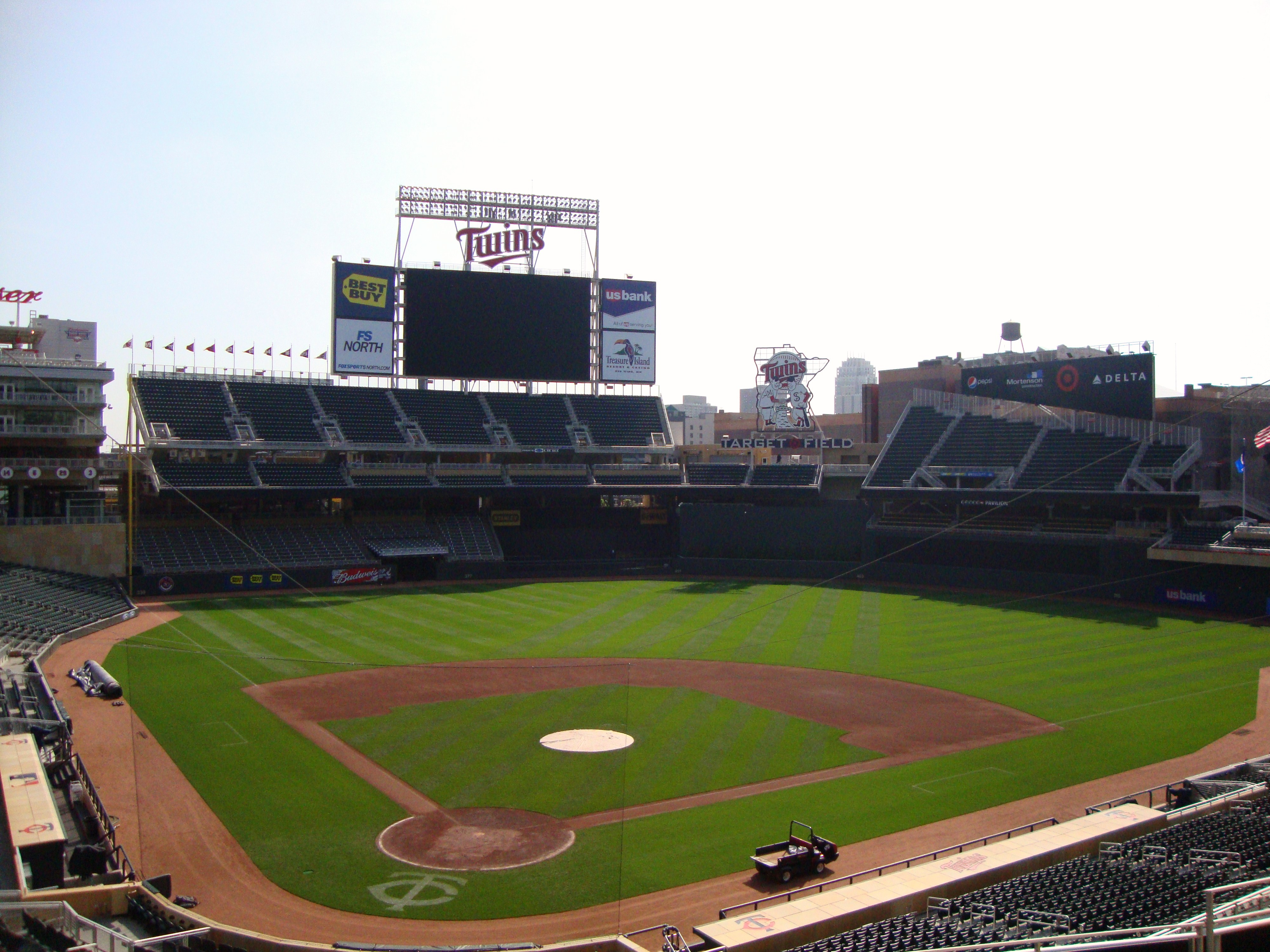 #3 – Target Field – 1 game attended