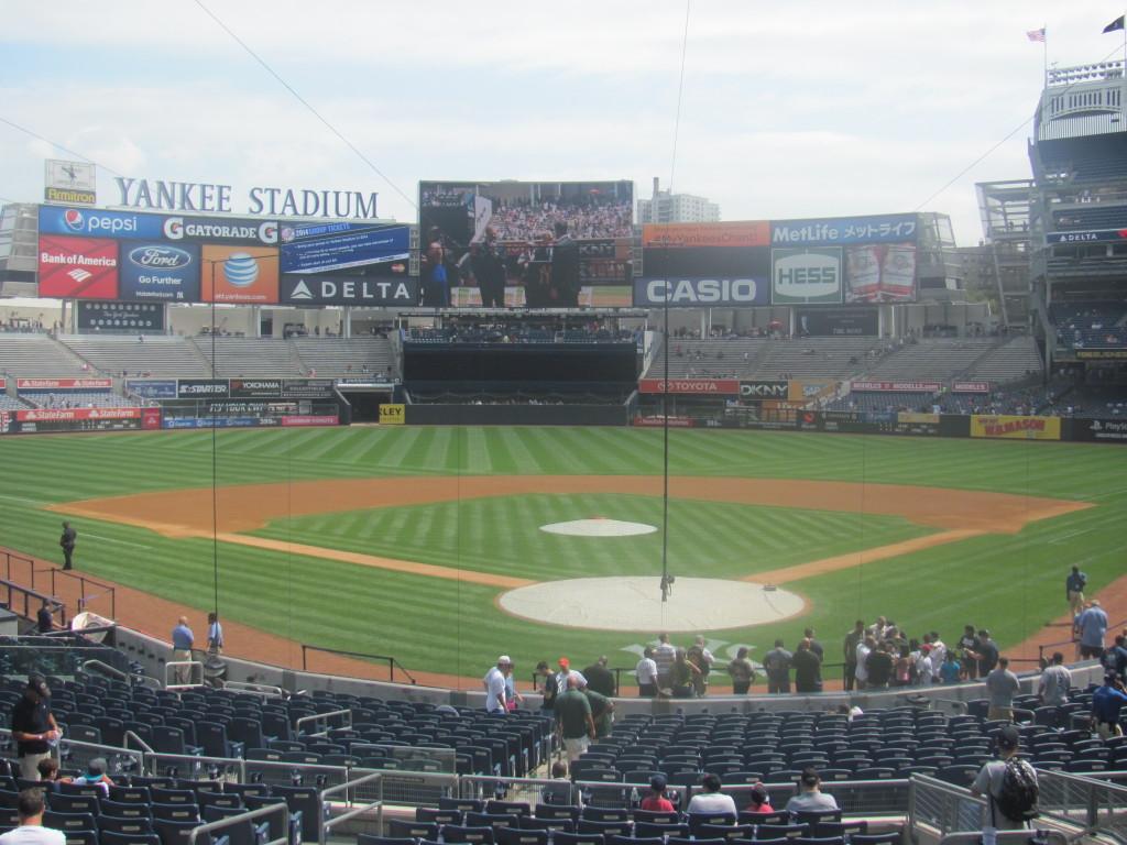 18 - Yankee Stadium