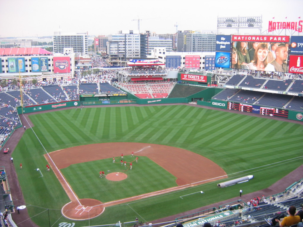 20 - Nationals Park