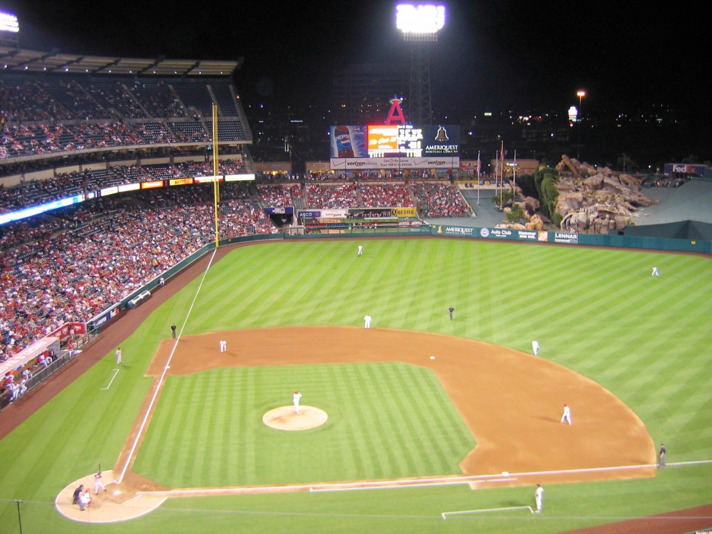 22 - Angels Stadium