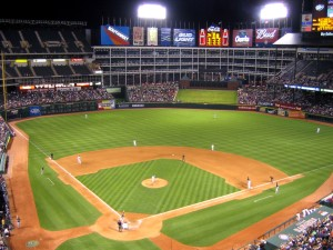 The Rangers current home opened for the 1994 season.