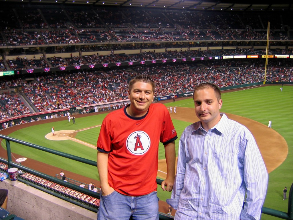 Ballpark 29 - Angels Stadium of Anaheim