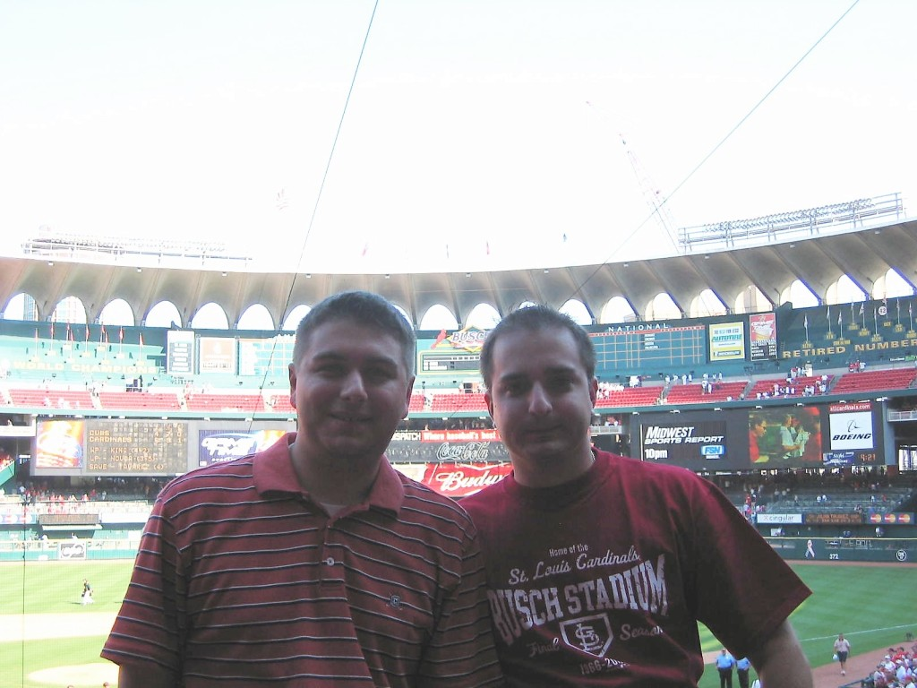 Ballpark 24 - Busch Stadium II