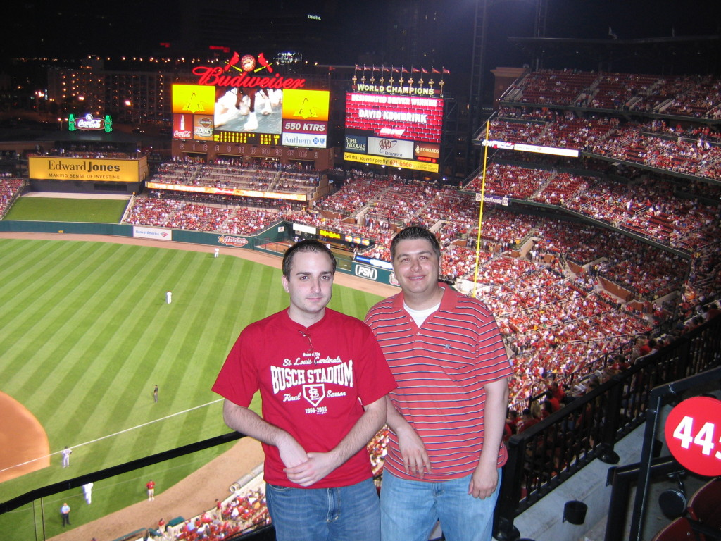 Ballpark 30 - Busch Stadium III