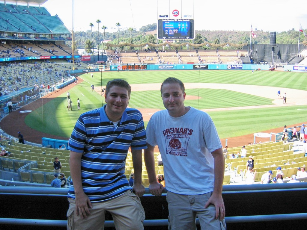 Ballpark 28 - Dodger Stadium
