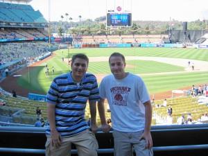 Ballpark 28 - Dodger Stadium