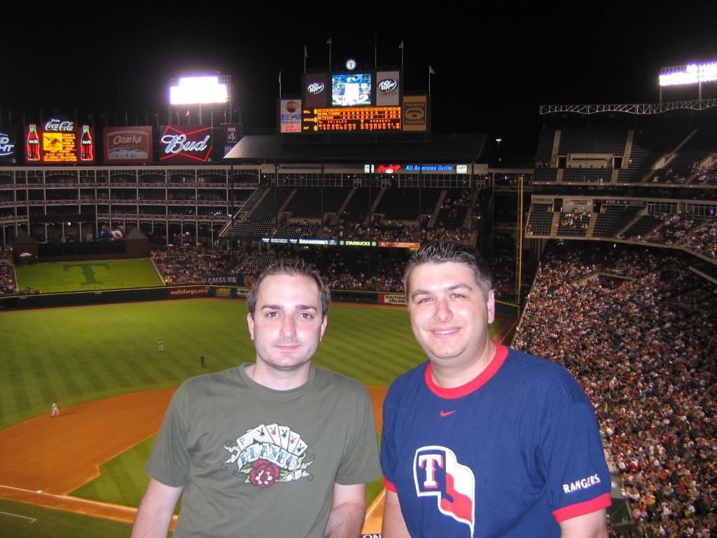 Ballpark 12 - Globe Life