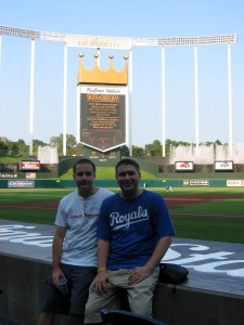 Ballpark 23 - Kauffman Stadium