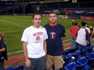 Ballpark 22 - Hubert H. Humphrey Metrodome