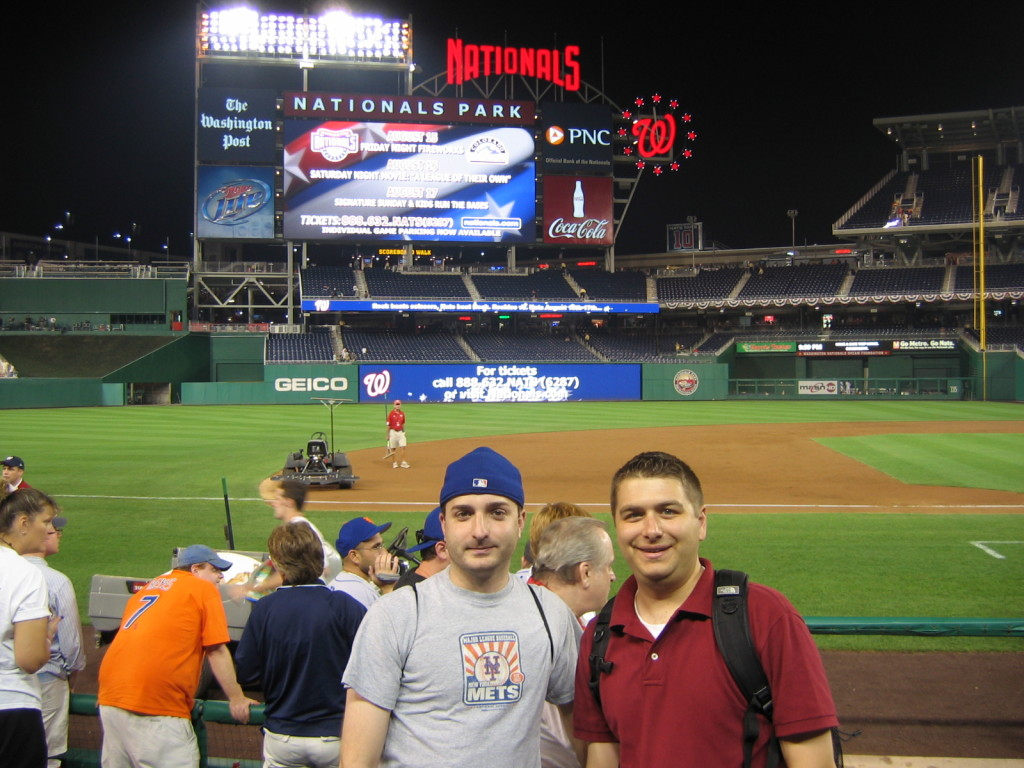 Ballpark 34 - Nationals Park