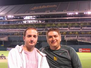 Ballpark 32 - O.Co Coliseum