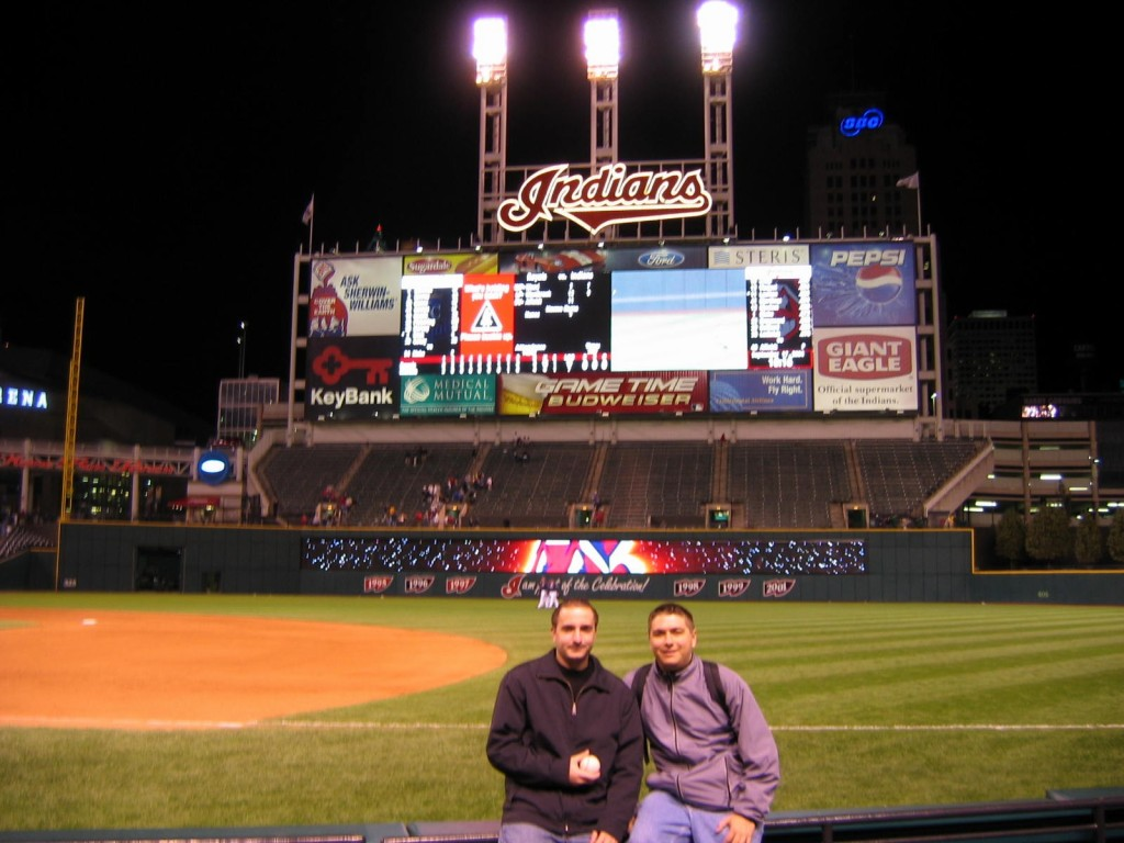 Ballpark 16 - Progressive Field