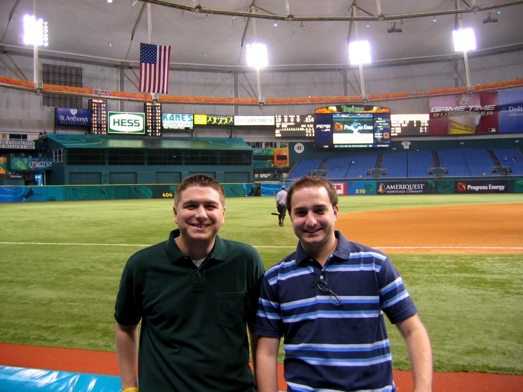 Ballpark 20 - Tropicana Field