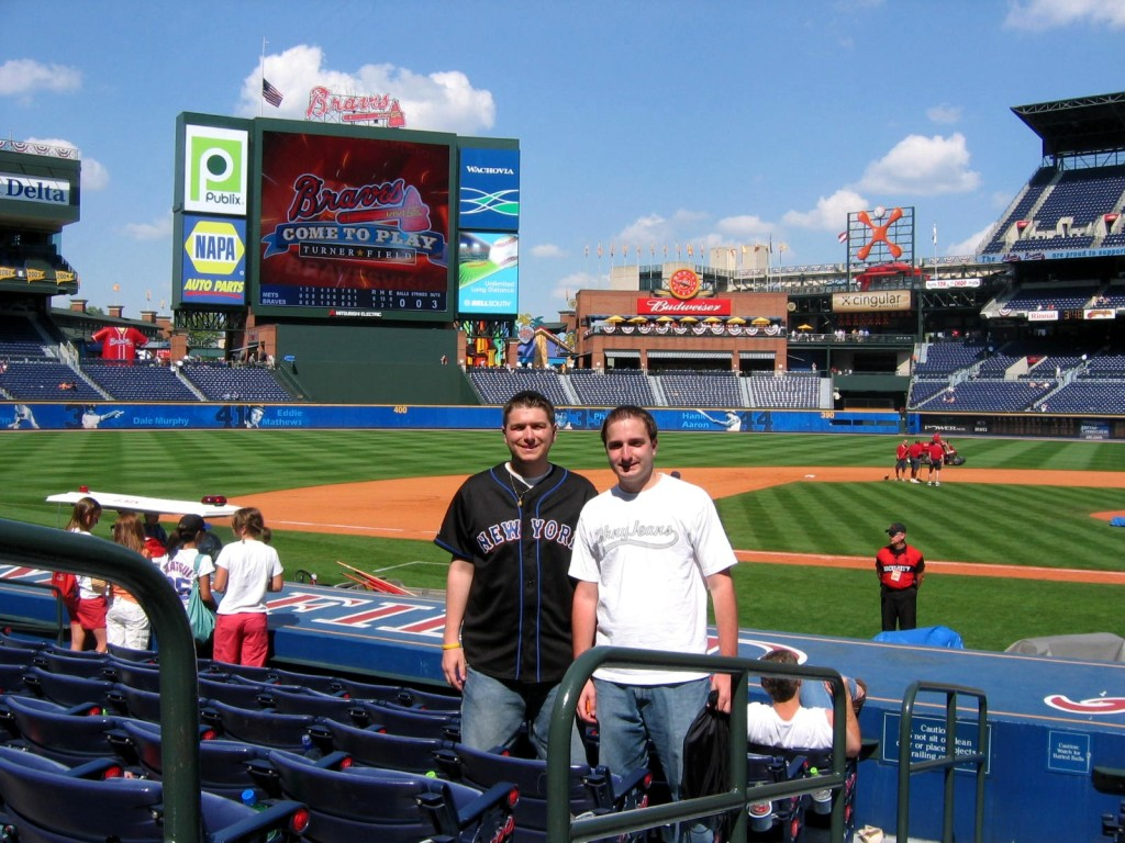 Ballpark 21 - Turner Field
