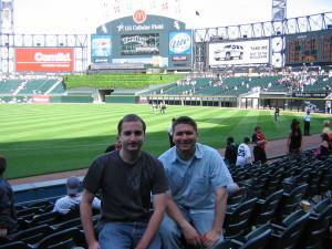 Ballpark 7 - U.S. Cellular Field
