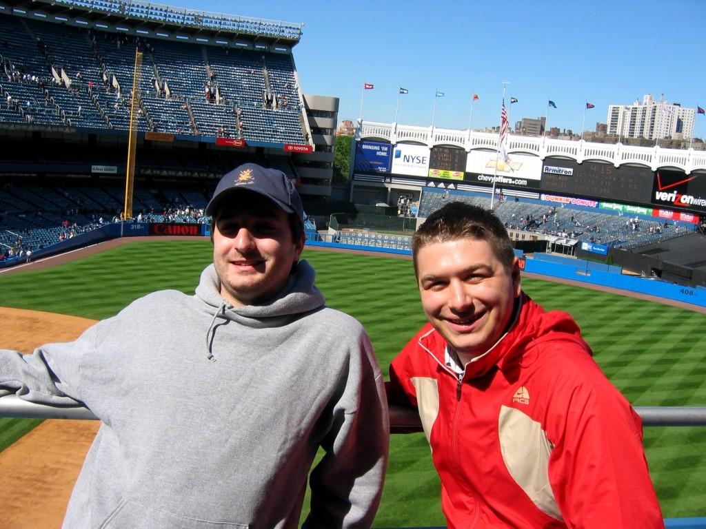 Ballpark 2 - Yankee Stadium