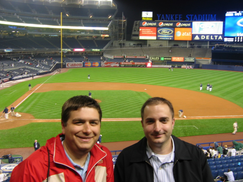 Ballpark 36 - Yankee Stadium II