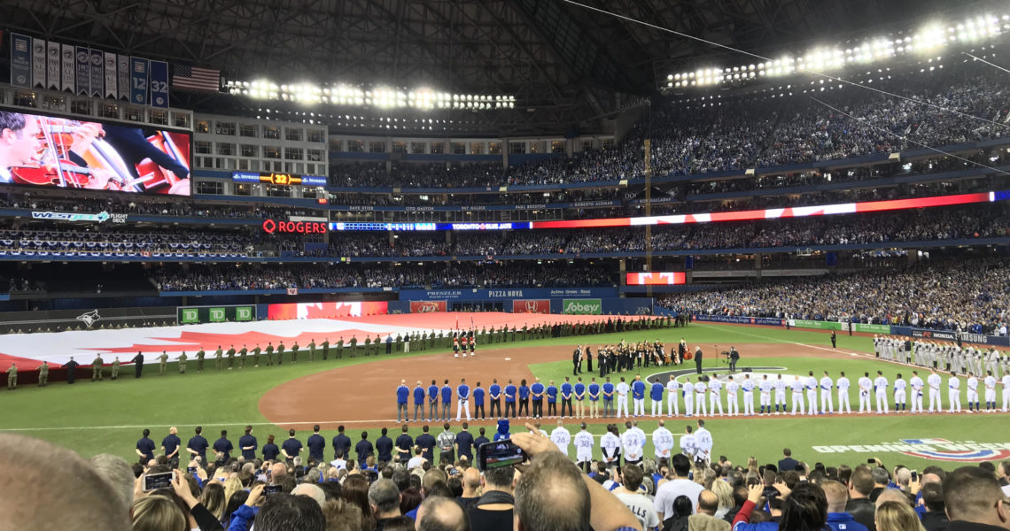 Honouring Doc: Opening Day in Toronto by Fred Thompson